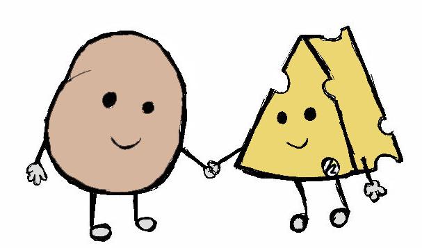 logo kase und kartoffeln